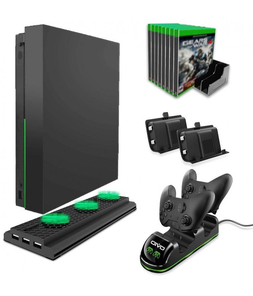Набор Game Accessories Kit для XBOX One X (OIVO IV-X18143)