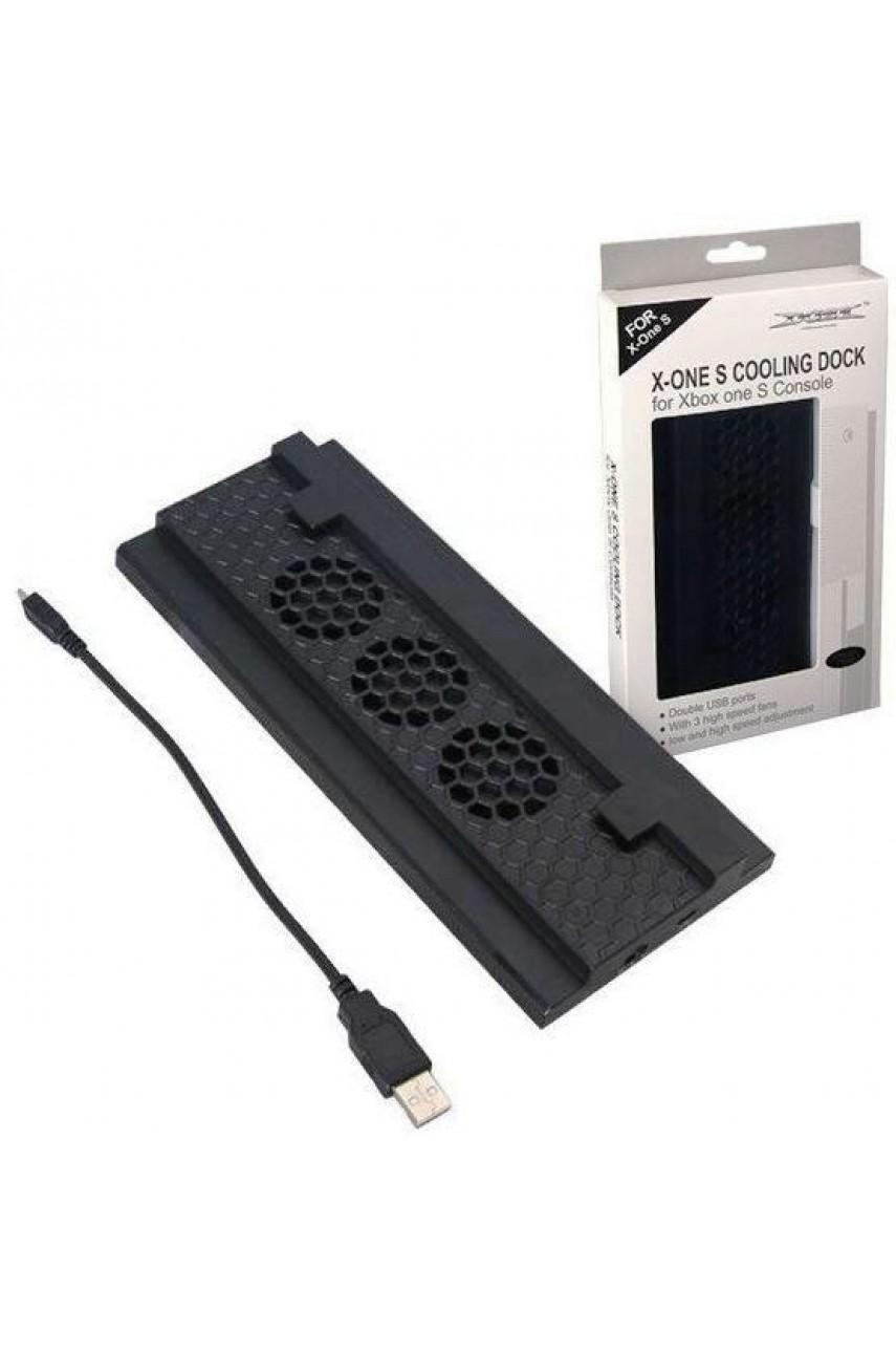 Подставка с вентилятором для Xbox One S (DOBE TYX-620)