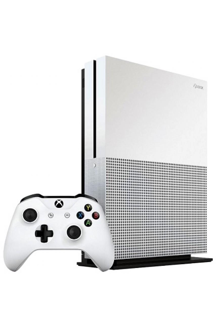 Игровая приставка Xbox One SLIM 1TB + Assassins Creed Origins + Tom Clancy's Rainbow Six Осада