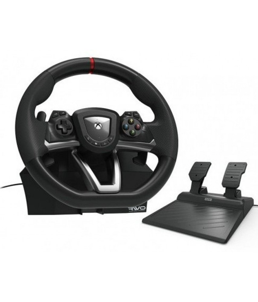 Руль Racing Wheel Overdrive для Xbox / РС (Hori AB04-001U)