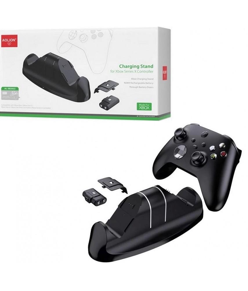 Зарядная станция для геймпадов Xbox One/Xbox Series X S (Aolion AL-XB2022)