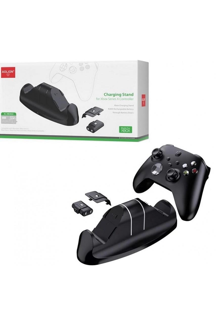 Зарядная станция для геймпадов Xbox One/Xbox Series X|S (Aolion AL-XB2022)